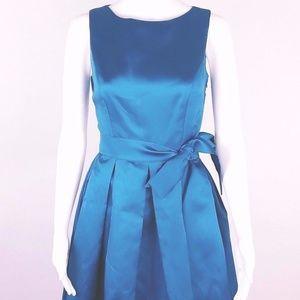 Women's Isaac Mizrahi Evening Dress Size 2 Blue
